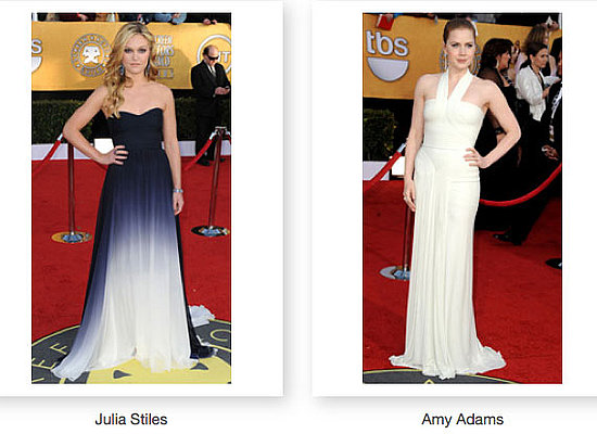 Red Carpet Pictures From the 2011 SAG Awards