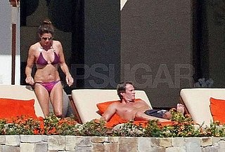 Pictures of Cindy Crawford in a Bikini on Vacation With Shirtless Kid Rock and Rande Gerber