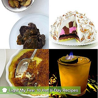 Sugar Shout Out: Light My Fire: 10 Hot V-Day Recipes
