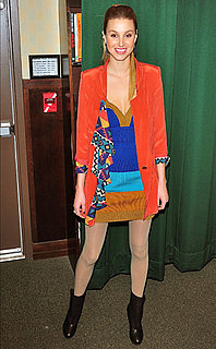 Whitney Port Wears Brights at NYC Book-Signing