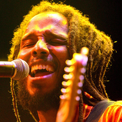 Ziggy Marley Has Baby Boy!