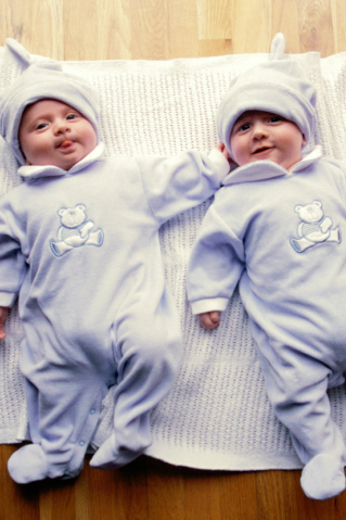 Facts About Conceiving Twins