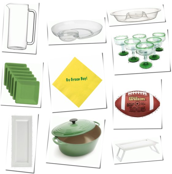Super bowl party decorations popsugar food for Super bowl party items