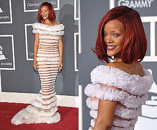 Rihanna Grammys 2011 2011-02-13 18:15:21