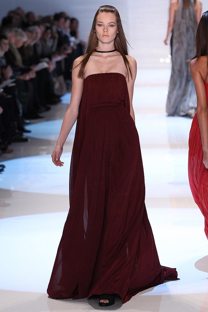 2011 Fall New York Fashion Week: Derek Lam