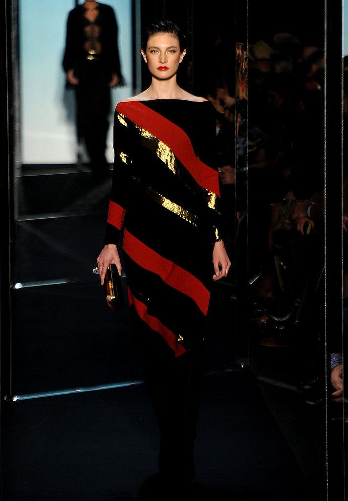 2011 Fall New York Fashion Week: Diane von Furstenberg
