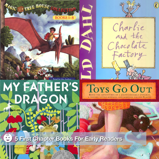 First Chapter Books For Kids