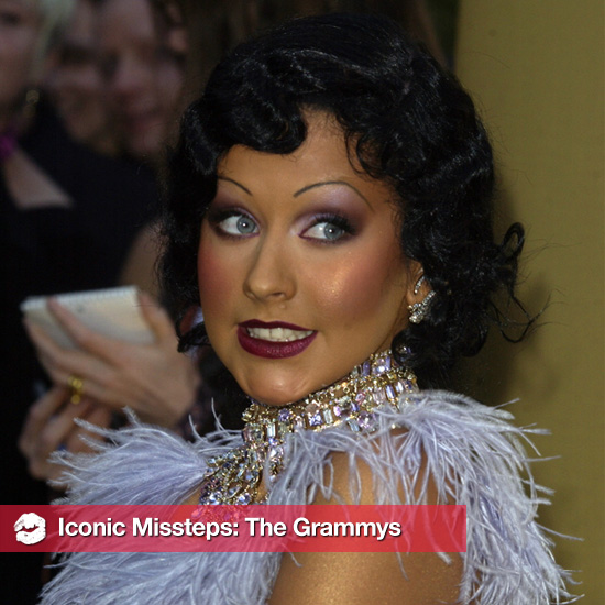 Pictures of the Worst Grammys Beauty Looks
