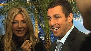 Video of Jennifer Aniston, Adam Sandler, Brooklyn Decker, and Nicole Kidman at the NYC Premiere of Just Go With It 2011-02-09 14:10:00