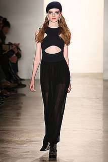 Fall 2011 New York Fashion Week: Vena Cava