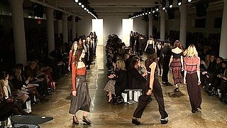 New York Fashion Week 2011: Vena Cava Runway