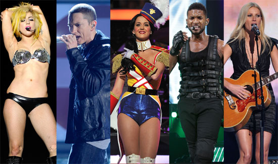 Which Grammy Performance Are Excited to See Tonight? 2011-02-13 08:02:00
