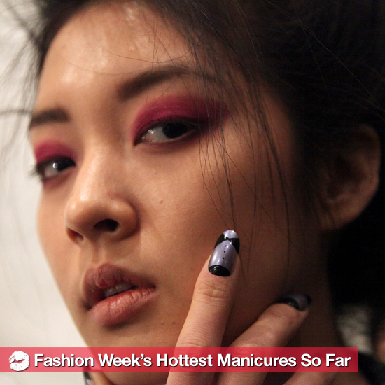 The Five Hottest Manicures From Fashion Week So Far