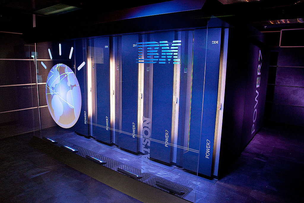 Watson Stores a Lot of Data