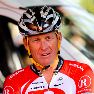 Lance Armstrong Retires From Cycling