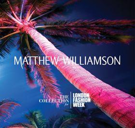 London Fashion Week Album by Matthew Williamson