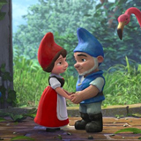 Gnomeo & Juliet Wins the Weekend Box Office, Hall Pass Comes in Second