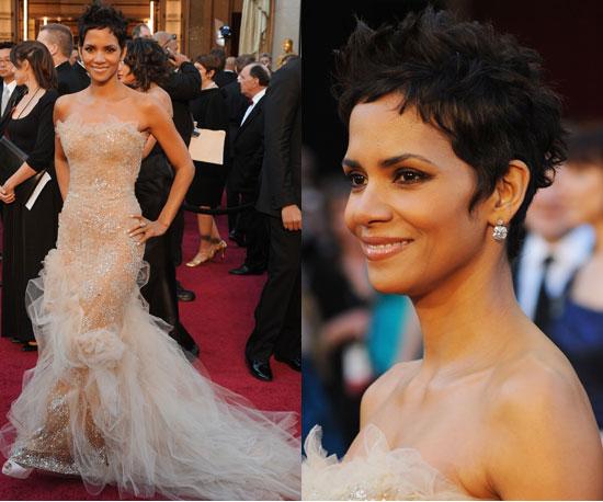 Halle Berry Oscars 2011
