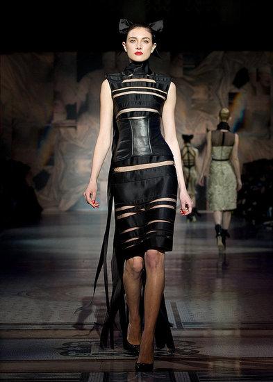 Fall 2011 London Fashion Week: Giles