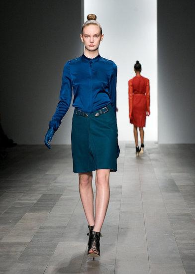 Fall 2011 London Fashion Week: Marios Schwab