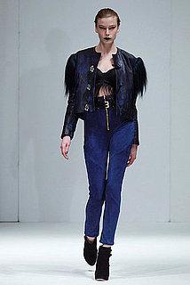 Fall 2011 London Fashion Week: Felder Felder