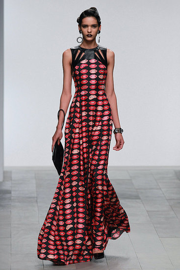 Fall 2011 London Fashion Week: Holly Fulton