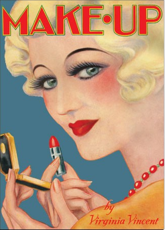 Reissued Beauty Book Looks at '30s Makeup
