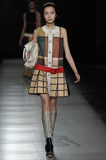 Fall 2011 Milan Fashion Week: Prada