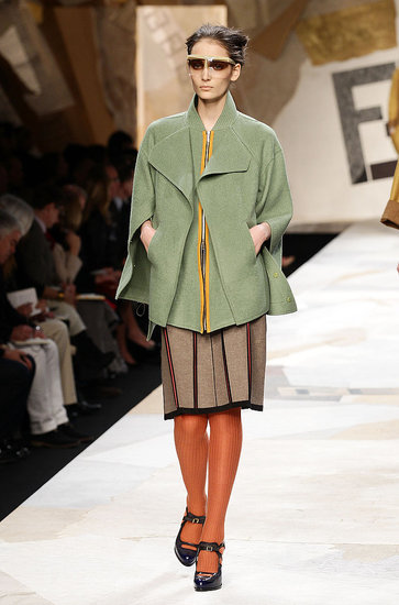 Fall 2011 Milan Fashion Week: Fendi 2011-02-24 11:36:05