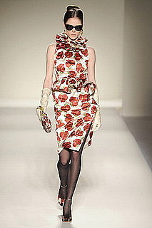 Fall 2011 Milan Fashion Week: Moschino