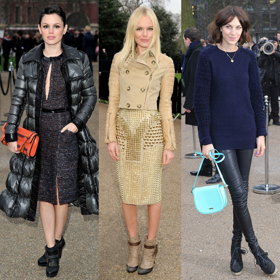 Roundup of the Week's Biggest Celebrity and Entertainment Stories Including London Fashion Week