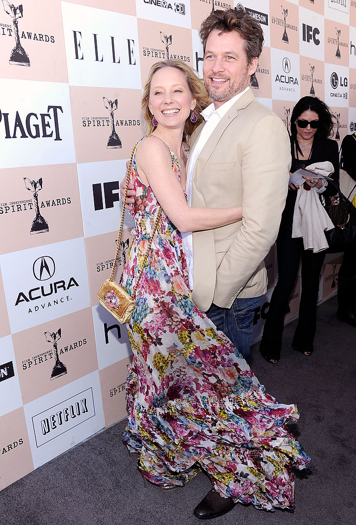 Anne Heche and James Tupper
