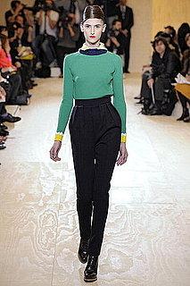 Fall 2011 Milan Fashion Week: Jil Sander 2011-02-26 15:22:00