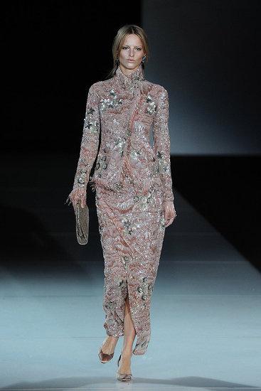 Fall 2011 Milan Fashion Week: Giorgio Armani
