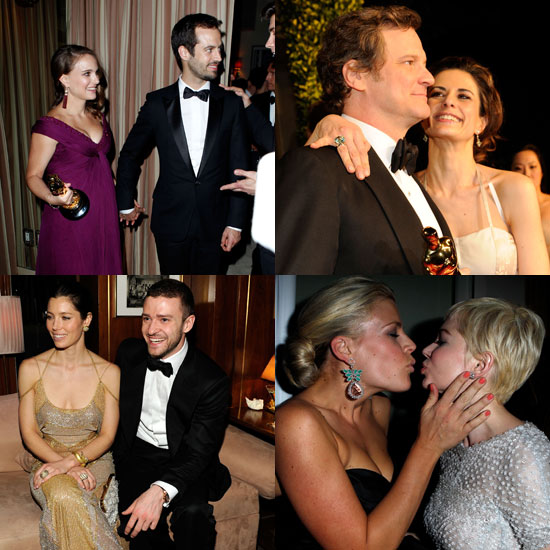 Photos of All the Celebrities Arriving and Partying at the 2011 Vanity Fair Oscars Party