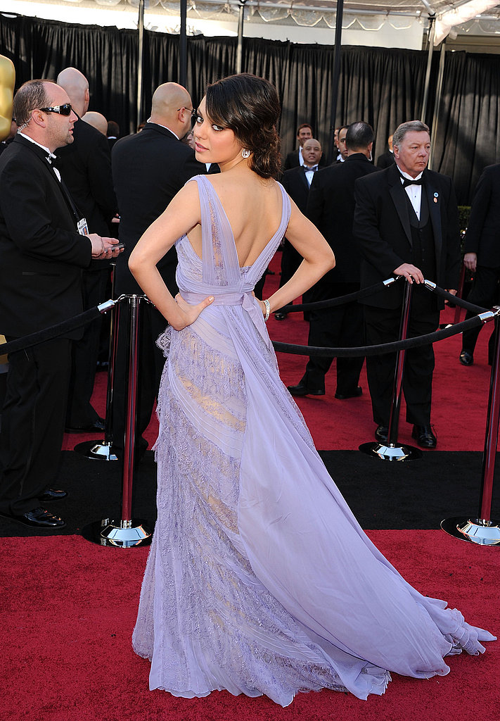 Catch Best-Dressed Mila Kunis From All Angles!