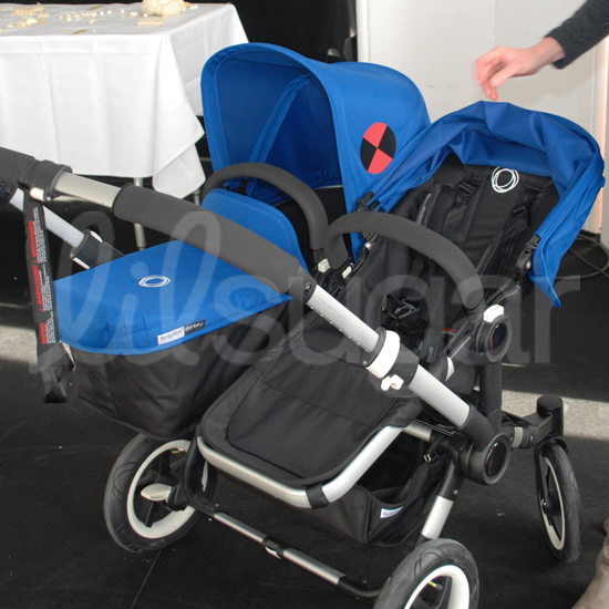 Pictures and Review of Bugaboo Donkey Double Stroller