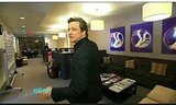 Video of Colin Firth Putting Underwear on his Oscar