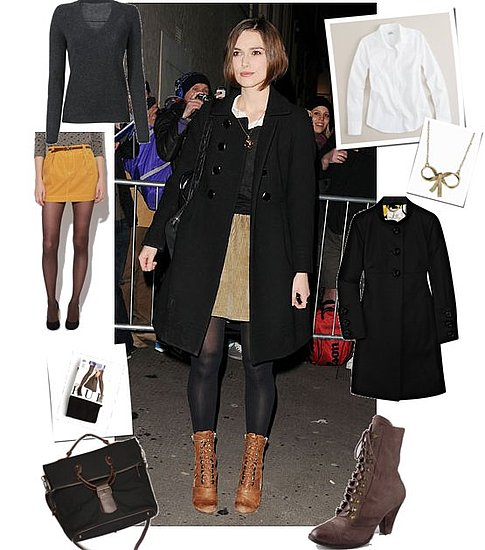 Pictures of Keira Knightley's Street Style in London