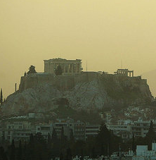Athens Most Flirtatious City