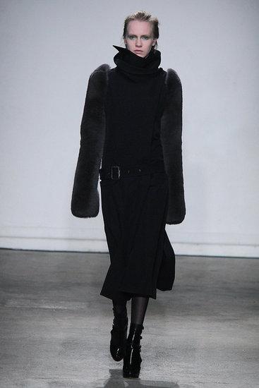 Fall 2011 Paris Fashion Week: Felipe Oliviera Baptista