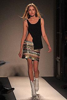Fall 2011 Paris Fashion Week: Balmain