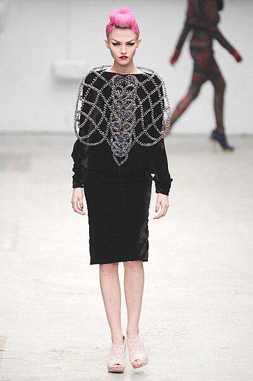 Fall 2011 Paris Fashion Week: Manish Arora