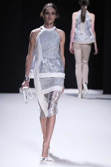 Fall 2011 Paris Fashion Week: Pedro Lourenco