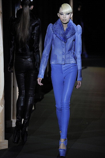 Fall 2011 Paris Fashion Week: Thierry Mugler
