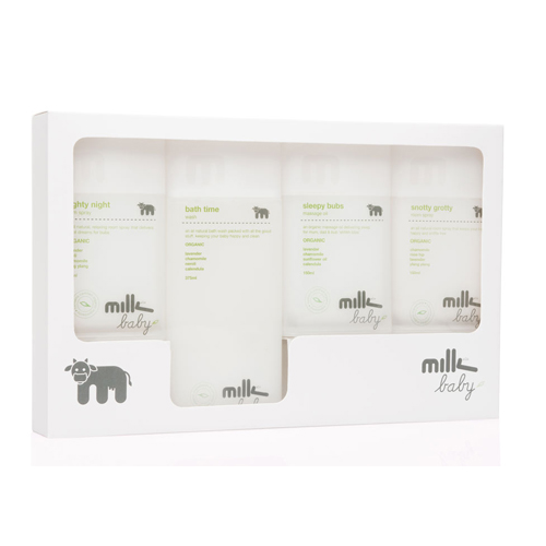 Milk Baby Large Gift Pack, $89.95