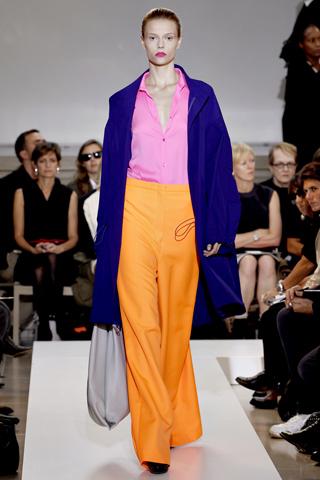 Bold Color- Jil Sander