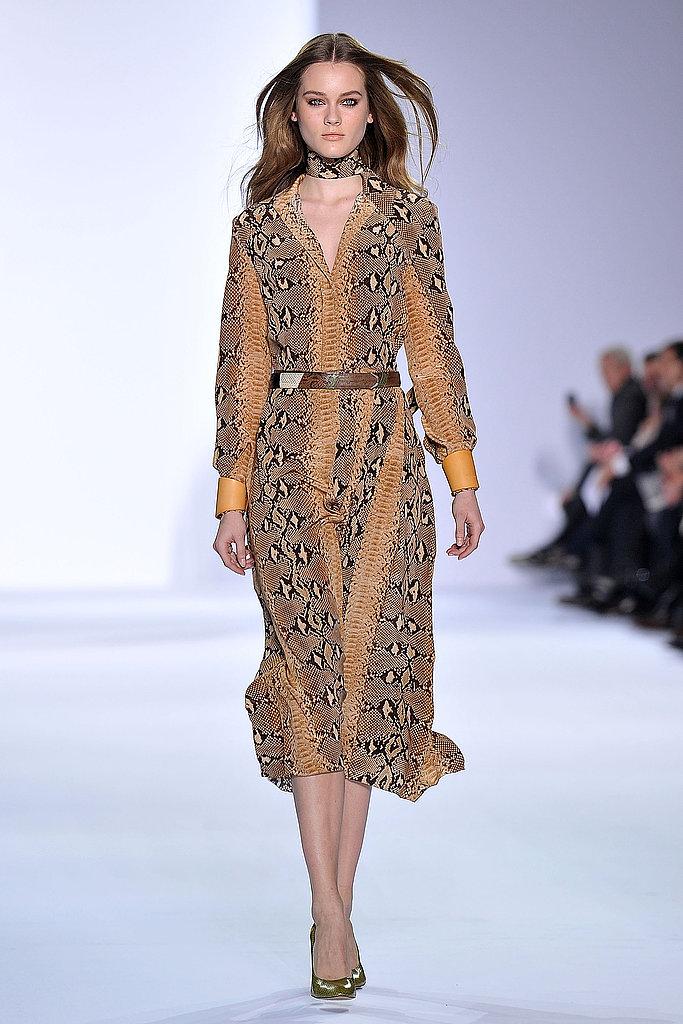 2011 Fall Paris Fashion Week: Chloé