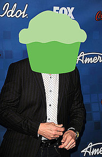 Which Chef Was at an American Idol Party?