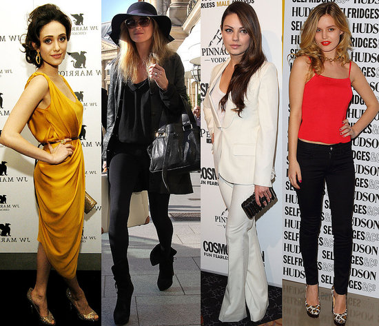 Top Celebrity Style Looks From the Week